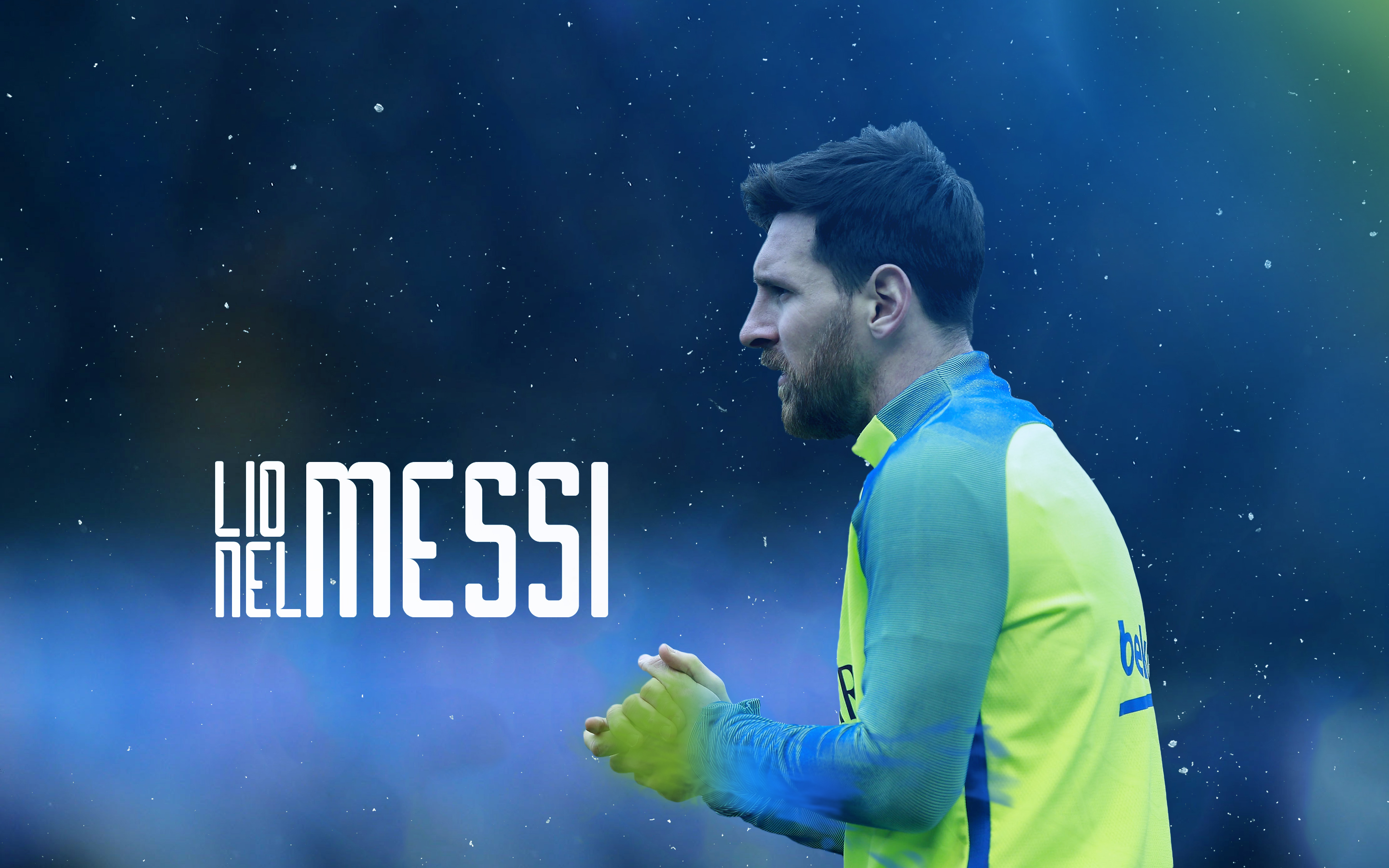 Lionel Messi 4K HD Wallpapers