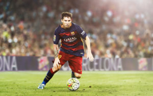 Lionel Messi FC Barcelona HD Wallpapers