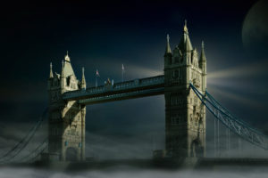 London Tower Bridge UK HD