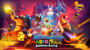 Mario Rabbids Kingdom Battle Wallpapers