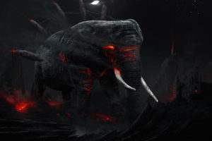 Monstrous 4K Wallpapers