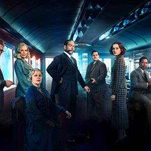 Murder on the Orient Express 4K 8K Wallpapers