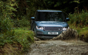 Range Rover Autobiography 2017 4K Wallpapers