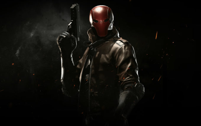Red Hood in Injustice 2 Wallpapers