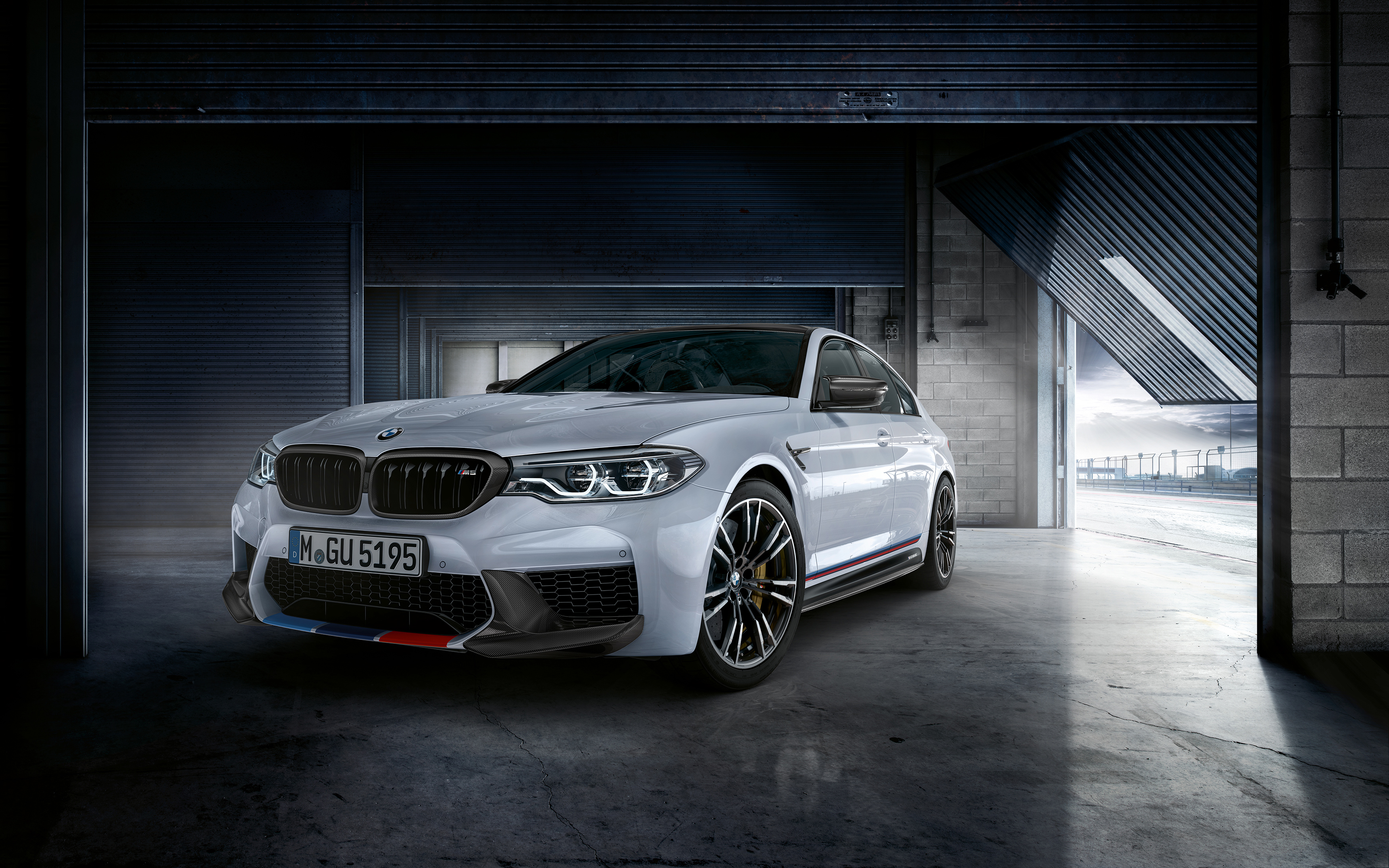 2018 BMW M5 M Performance Parts HD Wallpapers