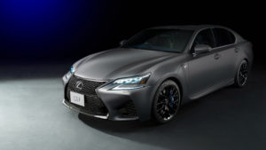 2018 Lexus GS F 10th Anniversary Limited Edition