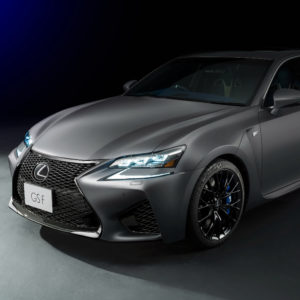 2018 Lexus GS F 10th Anniversary Limited Edition 4K Wallpapers