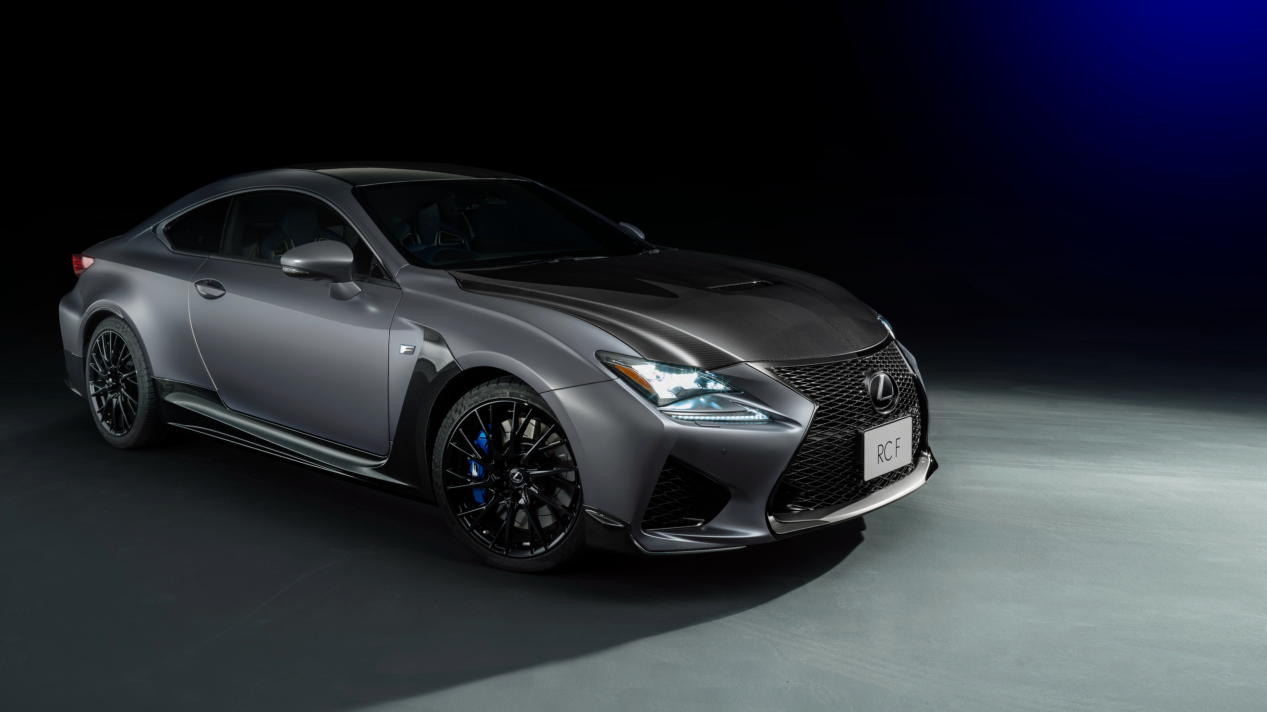 2018 Lexus RC F 10th Anniversary Limited Edition 4K Wallpapers