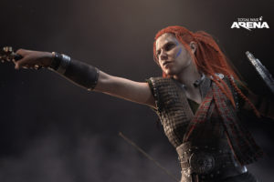 Boudica in Total War Arena Wallpapers