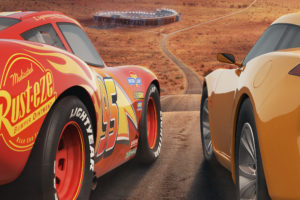 Cars 3 Lightning McQueen Cruz Ramirez 4K Wallpapers
