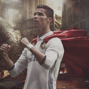 Cristiano Ronaldo 4K 2017 Wallpapers