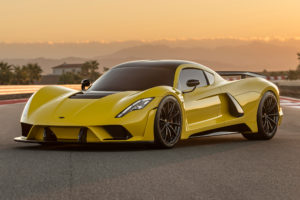 Hennessey Venom F5 4K Wallpapers