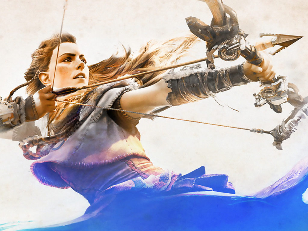 Horizon zero dawn aloy hd wallpapers hd wallpapers - Horizon zero dawn android wallpaper ...
