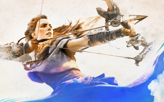 Horizon Zero Dawn Aloy HD Wallpapers