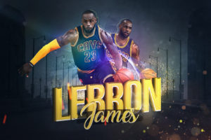 LeBron James Cavs 23 HD Wallpapers