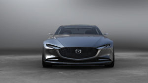 Mazda Vision Coupe Concept Wallpapers