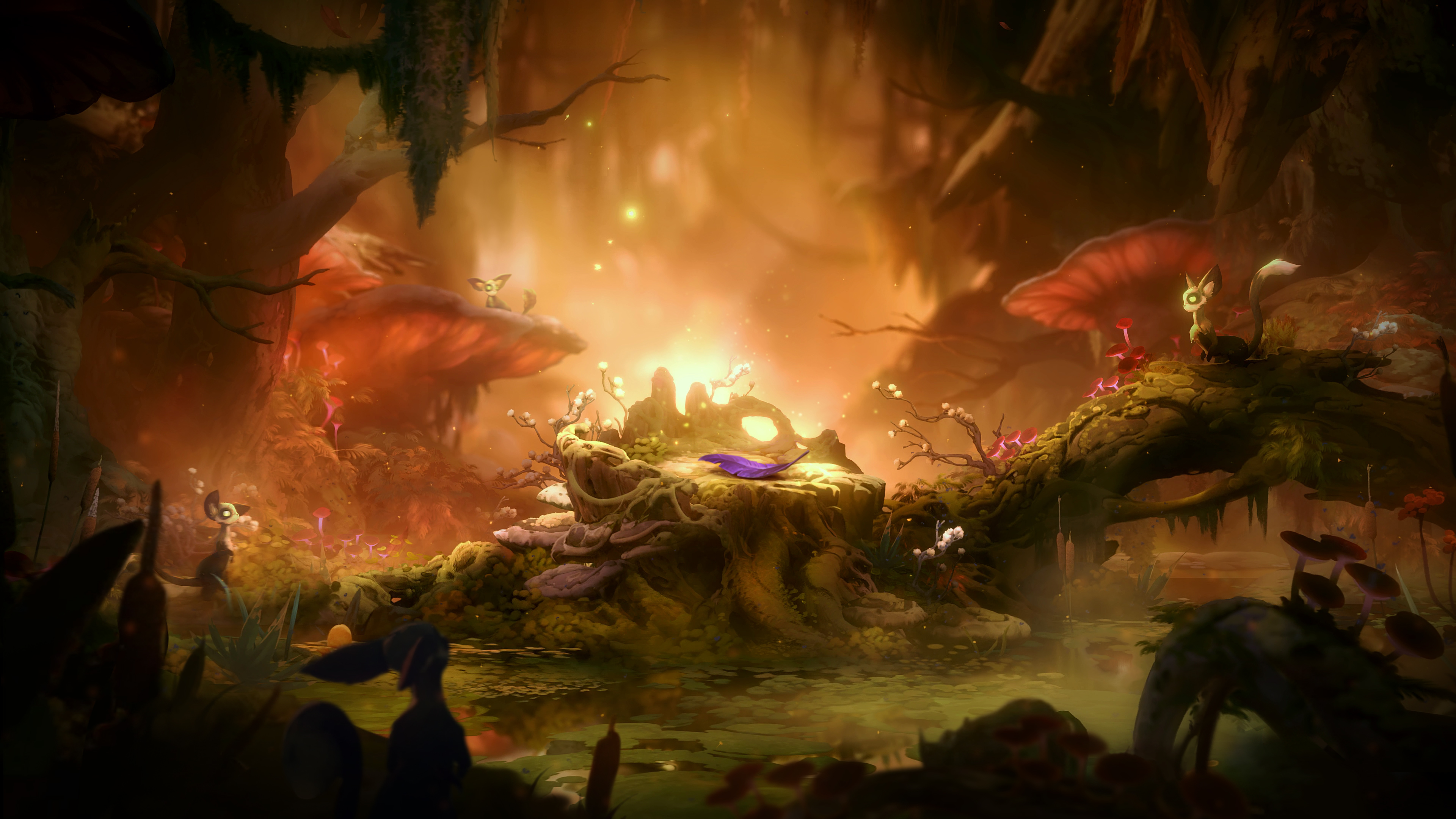 Ori and the Will of the Wisps Wallpapers