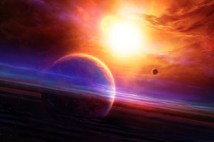 Planets Spaceart Wallpapers