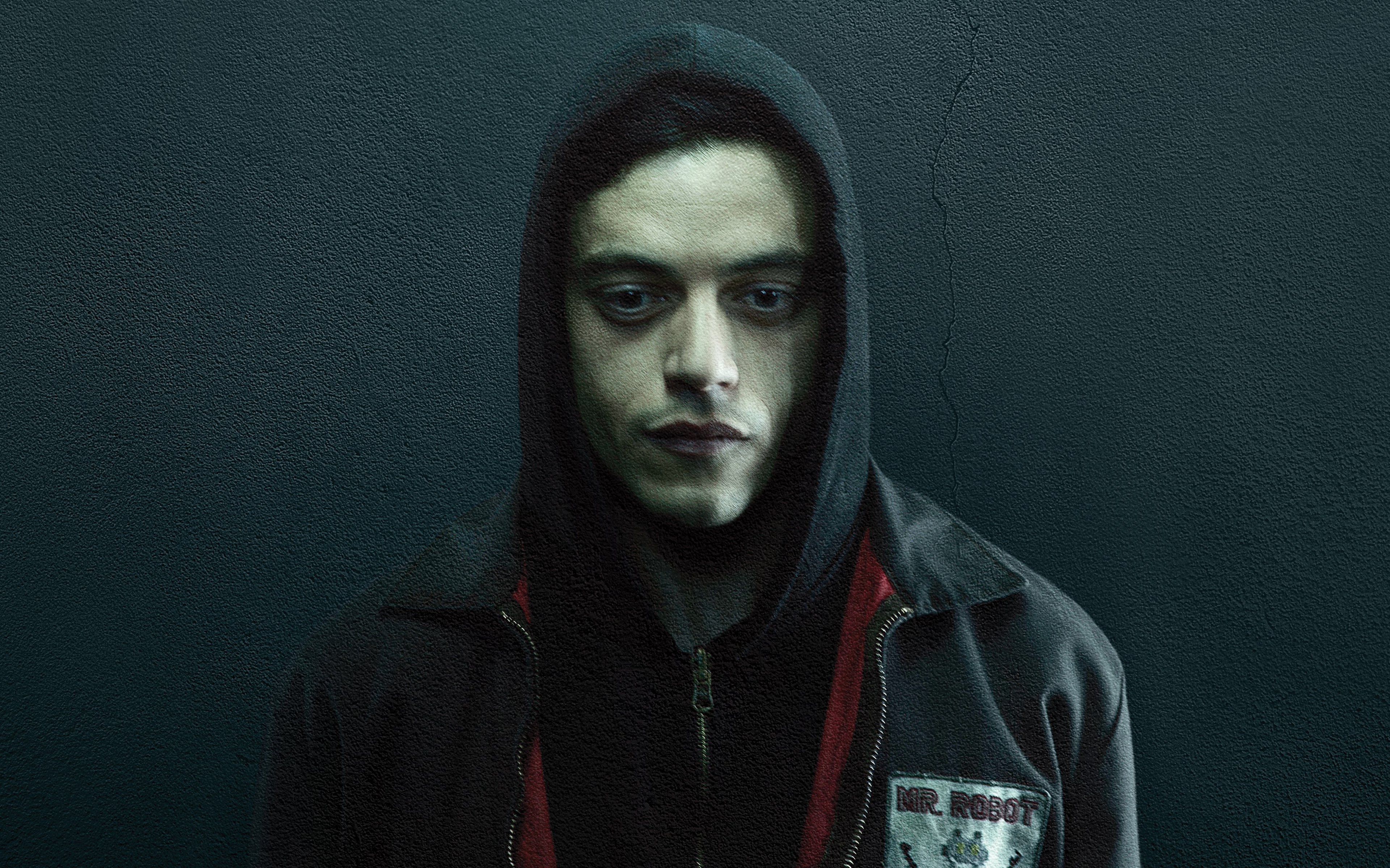 Rami Malek in Mr Robot 4K Wallpapers