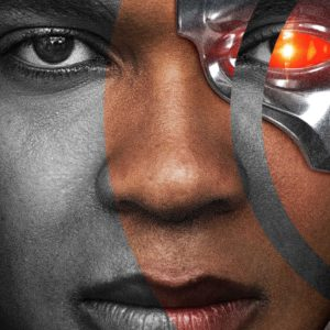 Ray Fisher as Cyborg in Justice League Wallpapers