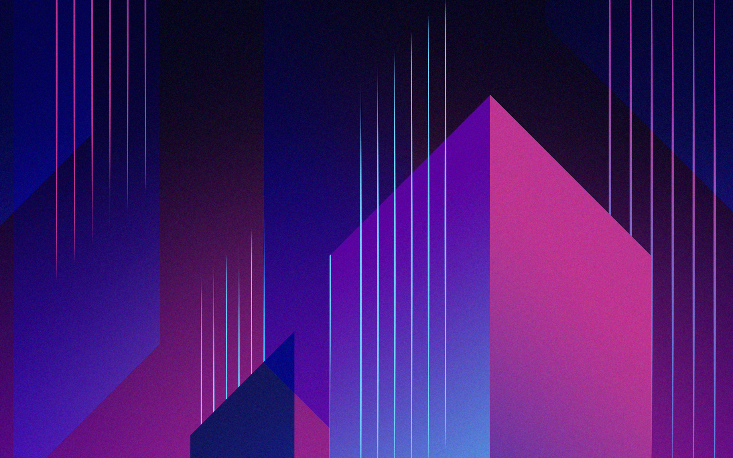 Sharp Lines HTC U11 Plus Stock Wallpapers