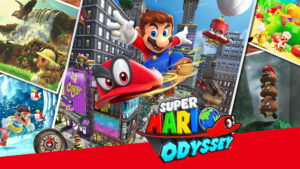 Super Mario Odyssey 4K Wallpapers