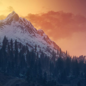 The Witcher 3 Wild Hunt Landscape Mountains Wallpapers