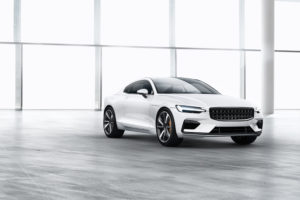 Volvo Polestar 1 4K Wallpapers