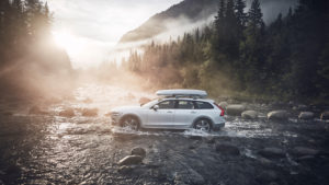 Volvo Shows V90 Cross Country Ocean Race Edition 4K Wallpapers