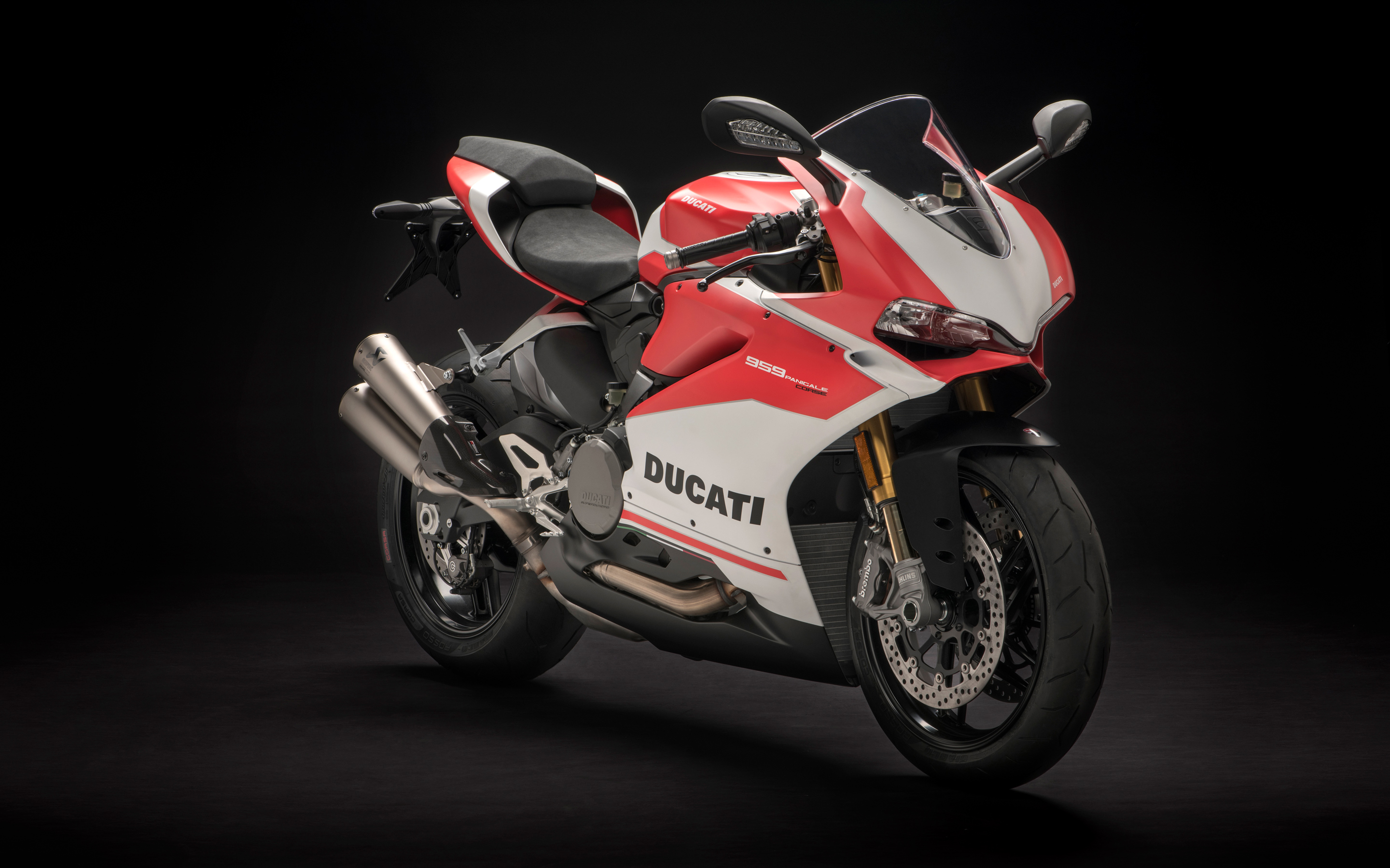 2018 Ducati 959 Panigale Corse 4K Wallpapers