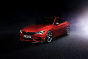AC Schnitzer BMW M4 Coupe 2017 4K Wallpapers
