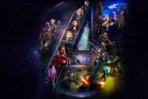 Avengers Infinity War Fan art Wallpapers