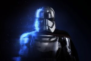 Captain Phasma Star Wars Battlefront II Wallpapers