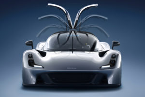 Dallara Stradale Concept Sports Car 4K Wallpapers