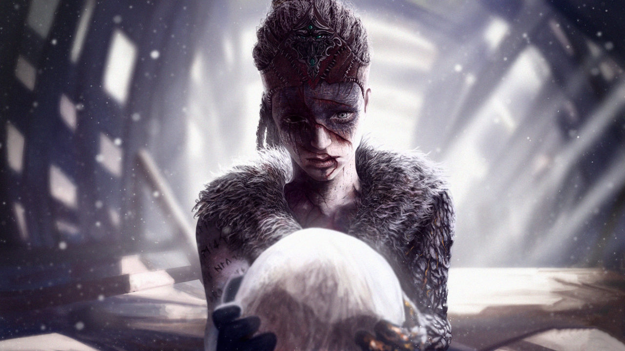 Hellblade Senuas Sacrifice Hd Wallpapers Hd Wallpapers