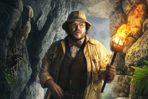 Jack Black Jumanji Welcome to the Jungle 5K Wallpapers