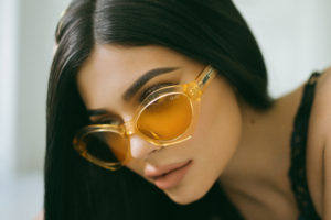 Kylie Jenner Quay Photoshoot 4K Wallpapers