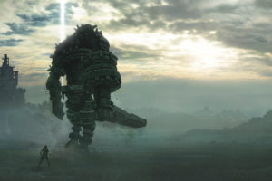 Shadow of the Colossus 4K 8K Wallpapers