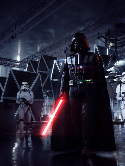 Star Wars Battlefront II Darth Vader Wallpapers | HD ...