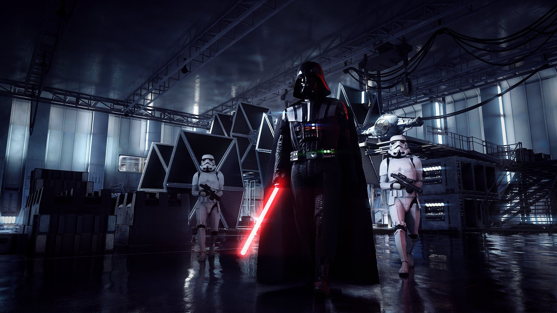 Star Wars Battlefront II Darth Vader Wallpapers