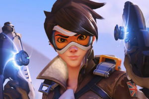 Tracer Overwatch HD Wallpapers
