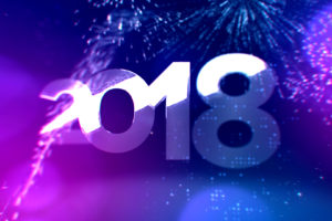 2018 New Year HD Wallpapers