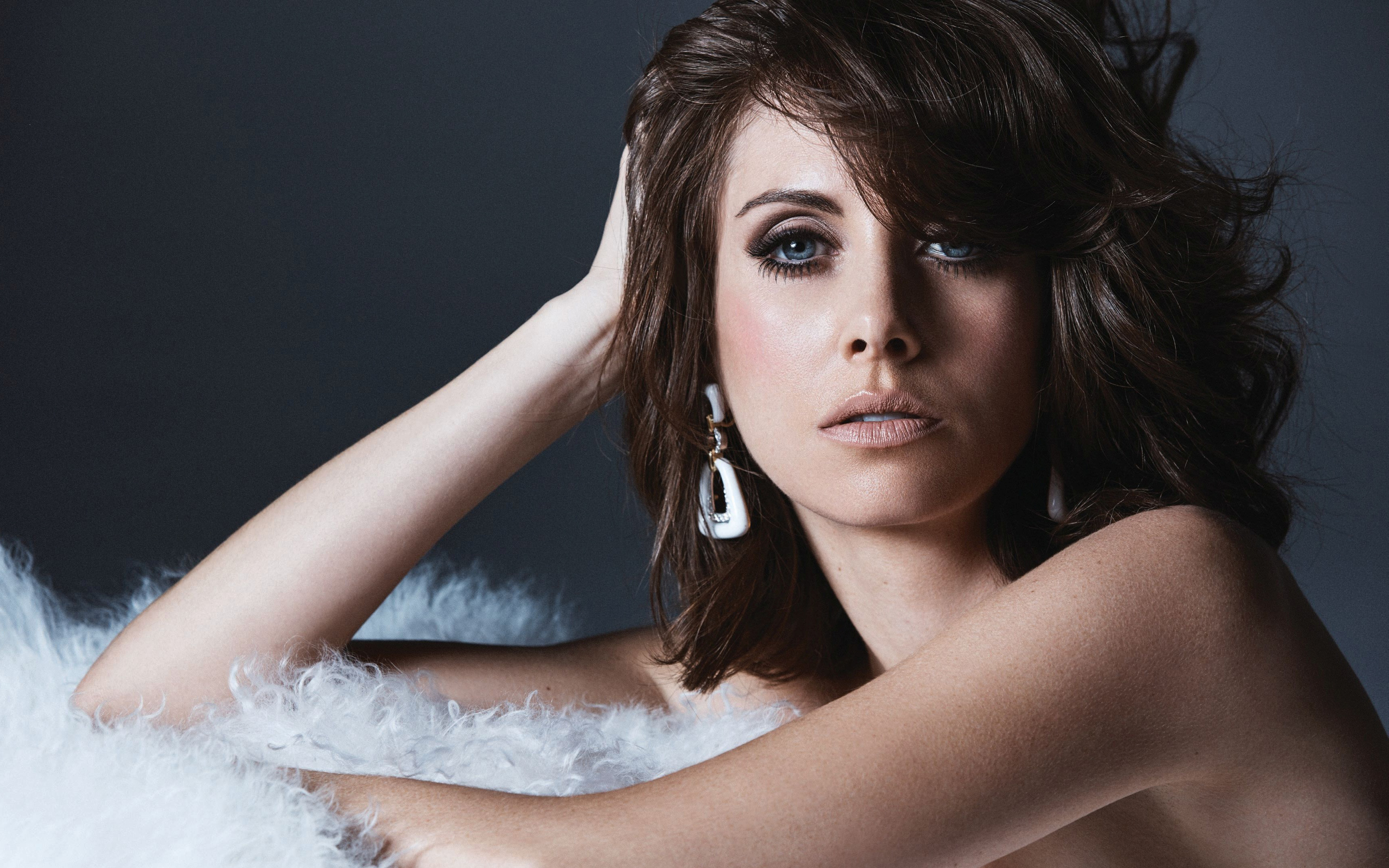 Alison Brie 4K Wallpapers