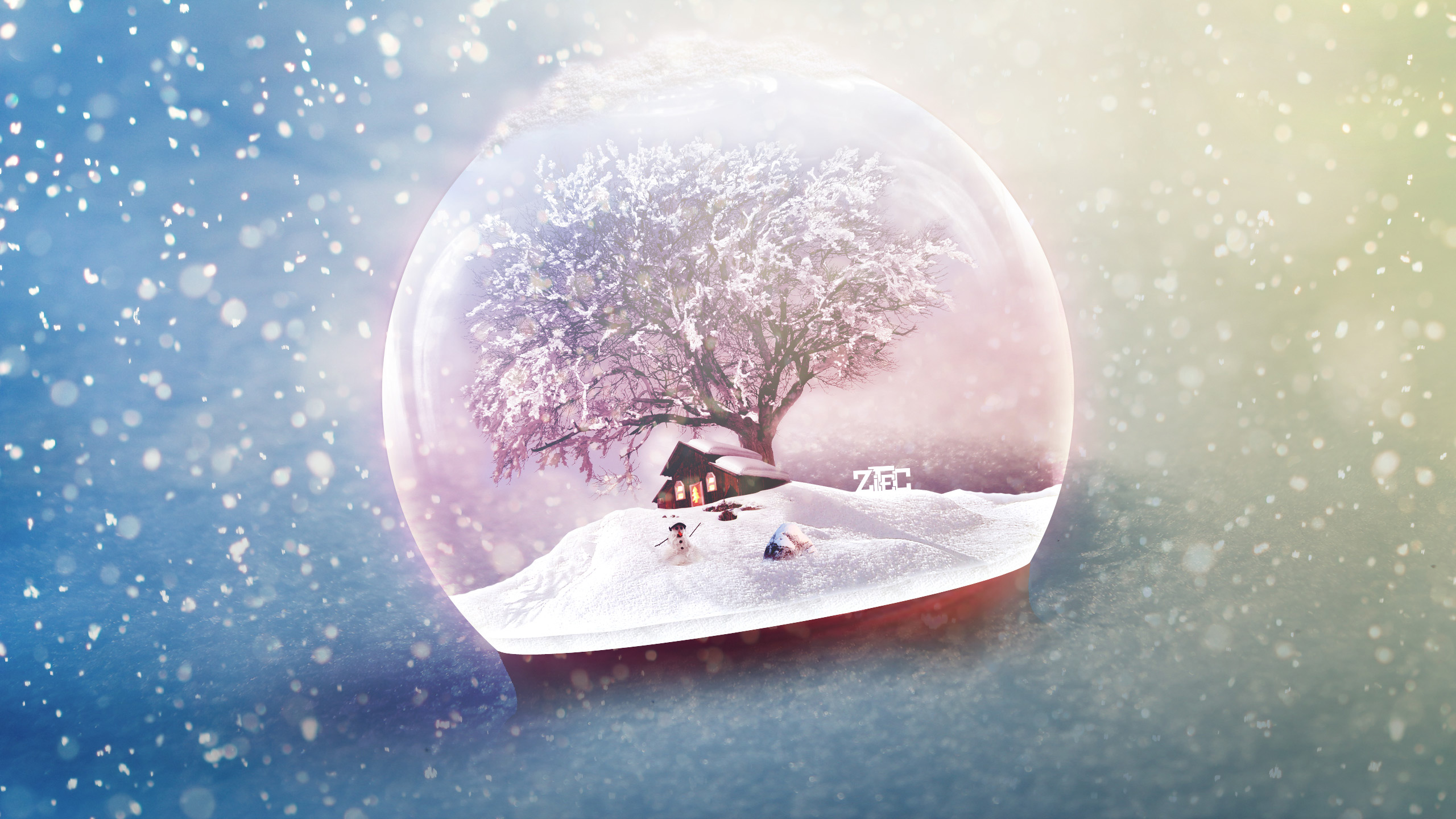 Frosty December HD Wallpapers