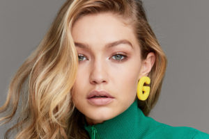 Gigi Hadid Beautiful Model