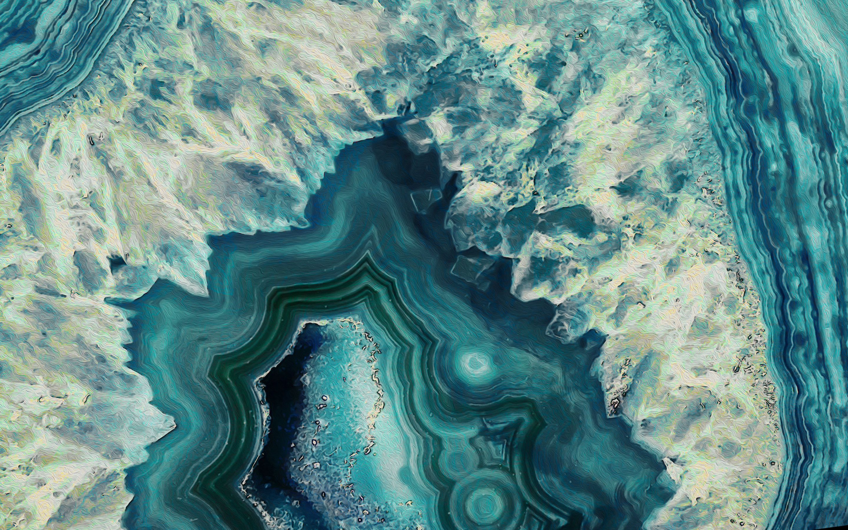 Island Satellite image Wallpapers
