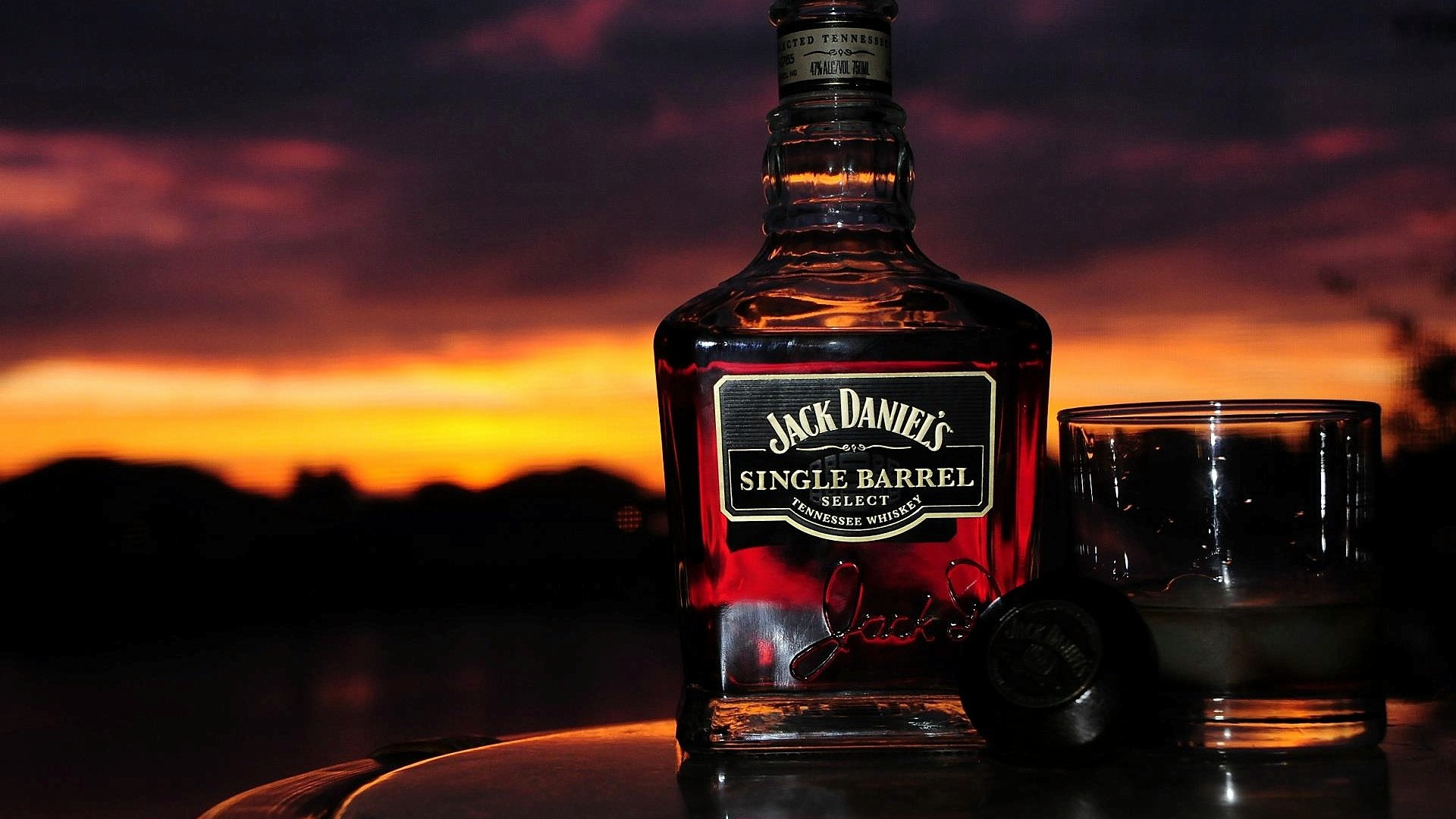Whisky Full Hd Wallpaper And Background: Jack Daniels, Whiskey, Glass, Drink, Alcohol HD Wallpapers