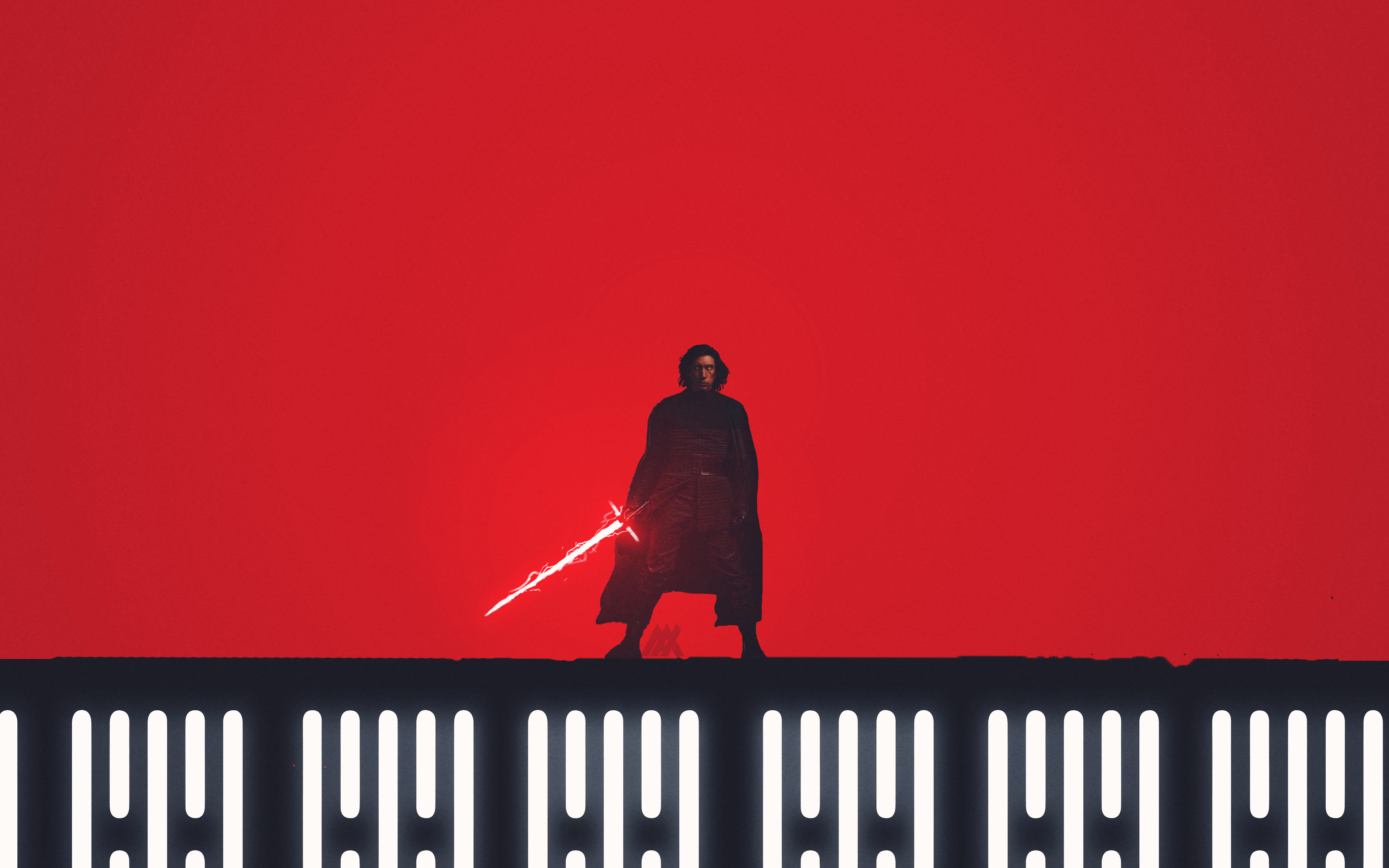 Kylo Ren Star Wars The Last Jedi Artwork 4k Wallpapers Hd Wallpapers