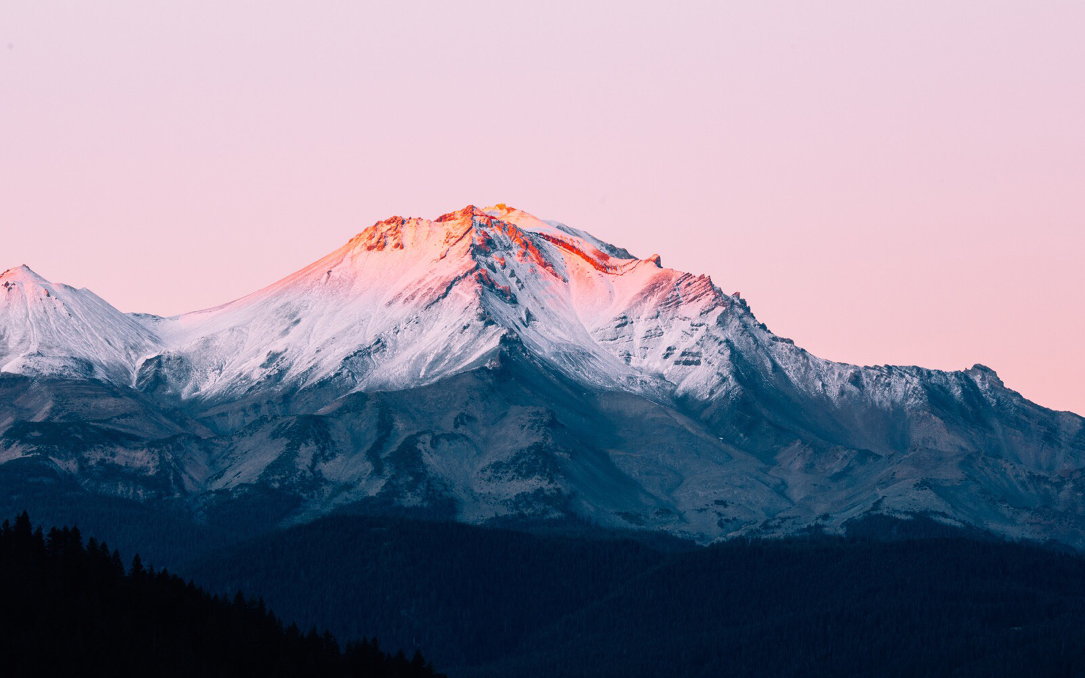 Mountains Sunset Wallpapers
