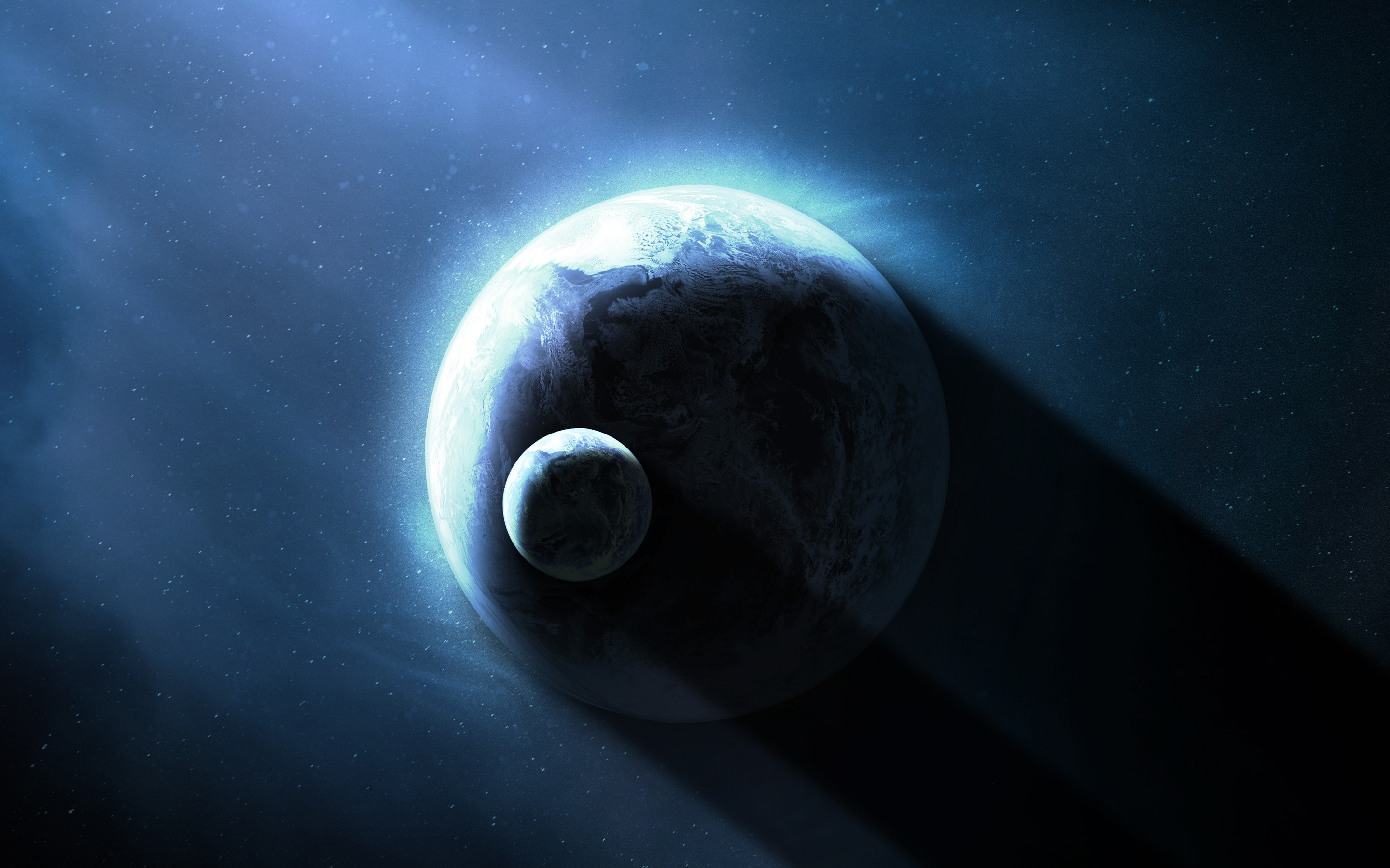 Planet Earth 4K Wallpapers